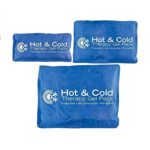 Hot & Cold Reusable Gel Packs
