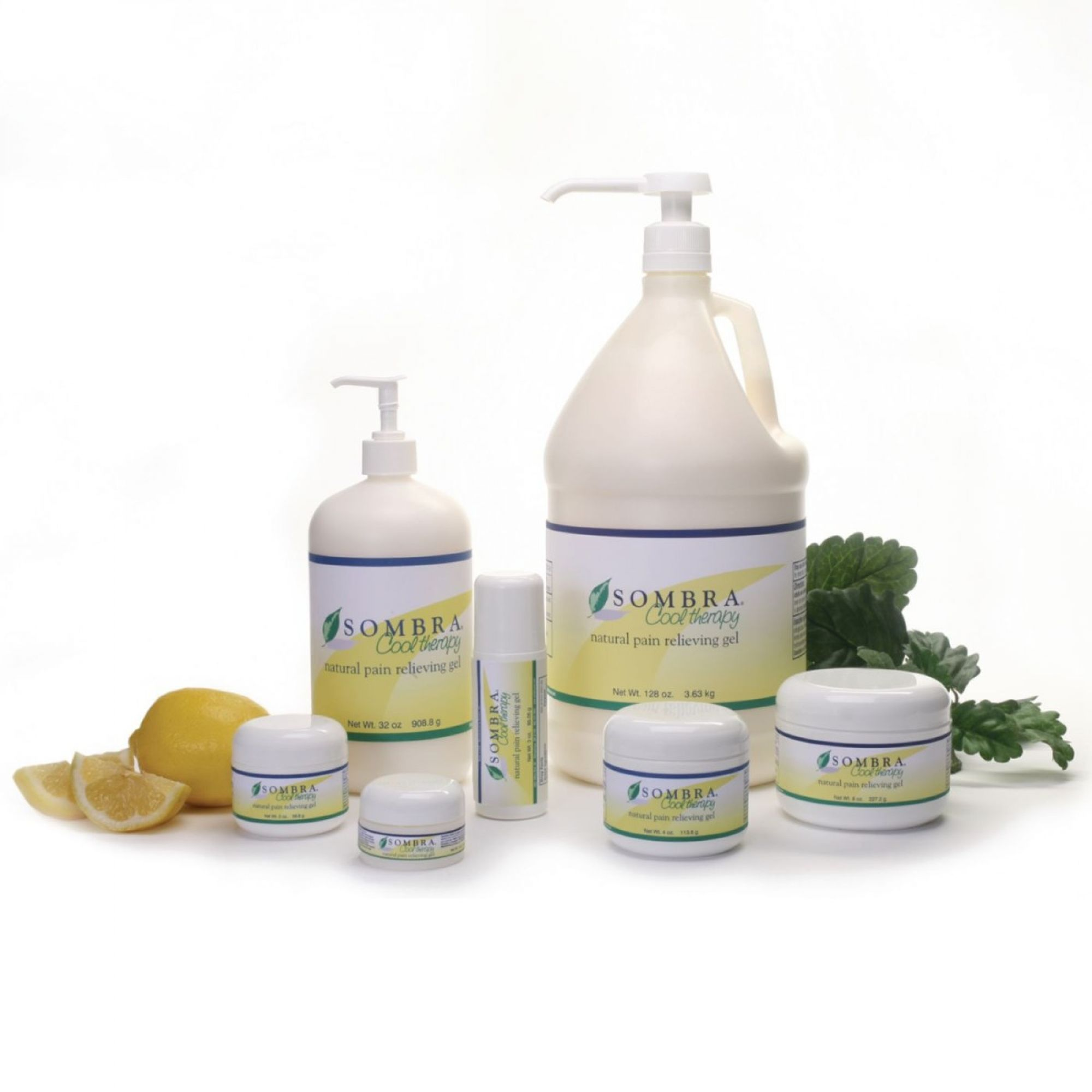 Sombra Cold Therapy - Natural Pain Relieving Gel