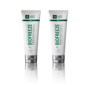 BioFreeze Tube – 4oz (Pack of 2)
